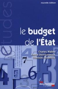 Charles Waline et Pascal Desrousseaux - Le budget de l'Etat.