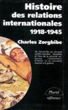 Charles Zorgbibe - .