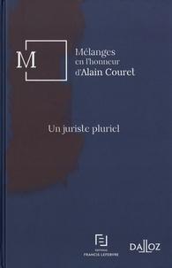 Charley Hannoun et Jean Paillusseau - Un juriste pluriel - Mélanges en l'honneur d'Alain Couret.