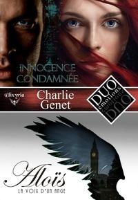 Charlie Genet - DUO émotions Charlie Genet - Innocence condamnée & Aloïs, la voix d'un ange.
