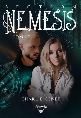 Charlie Genet - Section Némésis Tome 2 : .