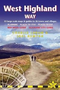 Charlie Loram et Joel Newton - West Highland way - Glasgow to Fort  William.