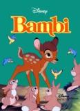 Charlie Meunier et  Disney - Bambi.