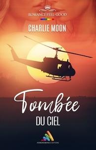 Charlie Moon et Homoromance Éditions - Tombée du ciel - Roman lesbien.