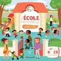 Charlie Pop - L'école maternelle - 12 sons à écouter, des volets à soulever.