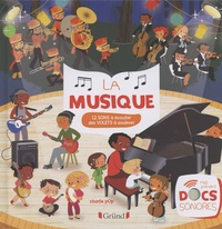 Charlie Pop - La musique.