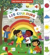 Charlie Pop et Marion Zoubenko - Les couleurs - 6 sons à écouter.