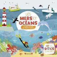 Charlie Pop et Marion Zoubenko - Les mers et océans - 12 sons à écouter, des volets à soulever.