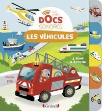 Charlie Pop - Les véhicules.