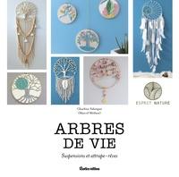 Charline Fabregues - Arbres de vie - Suspensions et attrape-rêves.