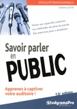 Charline Licette - Savoir parler en public.