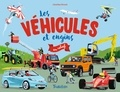 Charline Picard - Les véhicules et engins en relief.