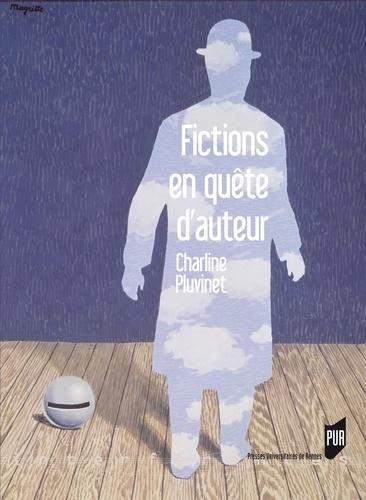 Charline Pluvinet - Fictions en quête d'auteur.