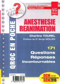 Charline Tourel - Anesthésie Réanimation.