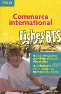 Charlot André et Jaouad Filali - Commerce international BTS CI.