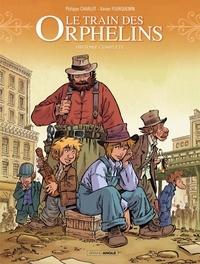 Charlot et  Fourquemin - Le Train des orphelins - Volumes 3 et 4.