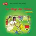Charlotte Aka et Aly Ouattara - Le village des formes - A lire à l'enfant.