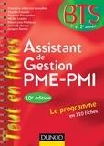 Charlotte Albertini-Lomellini et Charles Caussin - Assistant de gestion PME-PMI, BTS 1e 2e années.