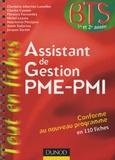 Charlotte Albertini-Lomellini et Charles Caussin - Assistant de gestion PME-PMI, BTS 1e et 2e année.