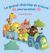 Charlotte Ameling et Rosalinde Bonnet - Le grand cherche et trouve pour les bébés - Les animaux.