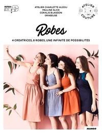 Charlotte Auzou et Coralie Bijasson - Robes - Atelier couture.