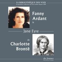 Charlotte Brontë et Fanny Ardant - Jane Eyre.