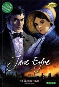Charlotte Brontë - Jane Eyre - The grafic novel.