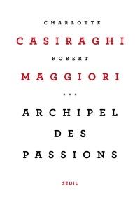 Charlotte Casiraghi et Robert Maggiori - Archipel des passions.