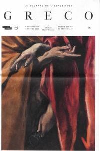 Charlotte Chastel-Rousseau - Greco - Le journal de l'exposition.