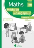 Charlotte Collars et Nghan Hoe Lee - Maths CM1 Méthode de Singapour - Exercices, fichier photocopiable.