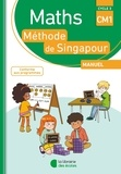 Charlotte Collars et Nghan Hoe Lee - Maths Méthode de Singapour Manuel CM1 - Cycle 3.