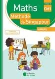 Charlotte Collars et Nghan Hoe Lee - Maths Méthode de Singapour Manuel CM1 - Cycle 3.