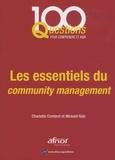 Charlotte Combret et Mickaël Raïs - Les essentiels du community management.