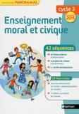 Charlotte Davreu - Enseignement moral et civique Cycle 3 - 42 séquences : 42 fiches élèves à photocopier ; 4 projets de classe transversaux ; Le guide pédagogique. 1 Cédérom