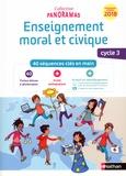 Charlotte Davreu - Enseignement moral et civique cycle 3 - 40 séquences clés en main : 40 fiches élève à photocopier + Guide pédagogique.