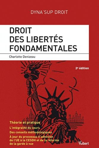 Droit des libertés fondamentales 2e édition