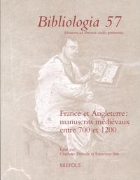 Charlotte Denoël et Francesco Siri - France et Angleterre - Manuscrits médiévaux entre 700 et 1200.