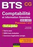 Charlotte Disle et Emmanuel Disle - Comptabilité et information financière BTS CG Processus 1 et 2.