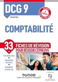 Charlotte Disle - DCG 9 Comptabilité - 3e éd. - Réforme Expertise comptable.