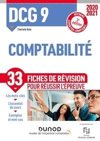Charlotte Disle - DCG 9 Comptabilité - Fiches de révision - 2020-2021.