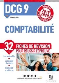 Charlotte Disle - DCG 9 Comptabilité - Fiches de révision - Réforme Expertise comptable 2019-2020.