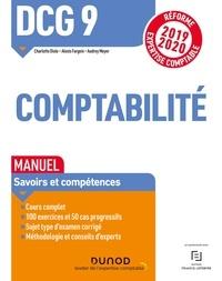 Charlotte Disle et Alexis Fargeix - DCG 9 Comptabilité - Manuel - Réforme 2019-2020.