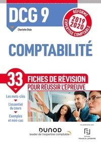 Charlotte Disle - DCG 9 Comptabilité - Fiches de révision.