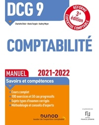 Charlotte Disle et Alexis Fargeix - DCG 9 Comptabilité - Manuel.