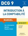 Charlotte Disle et Robert Maéso - Introduction à la comptabilité DCG 9.