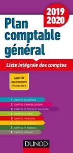 Charlotte Disle - Plan comptable général - Liste intégrale des comptes.