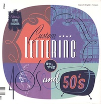 Charlotte Fiell - Custom lettering of the 40's and 50's.