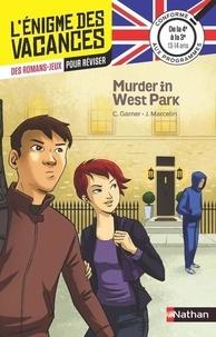 Deedr.fr Murder in West Park - De la 4e à la 3e Image