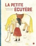 Charlotte Gingras - La petite ecuyère.
