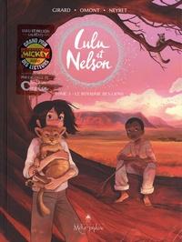 Charlotte Girard et Jean-Marie Omont - Lulu et Nelson Tome 2 : Le royaume des lions.